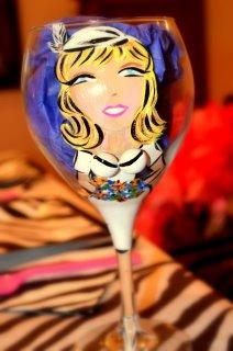 Jenny Wine Glass